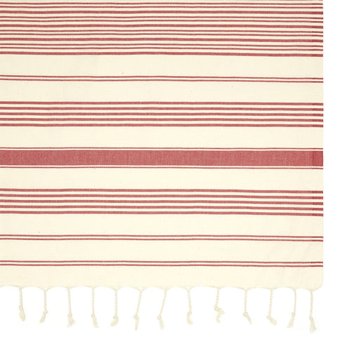 Galata Towel - Red