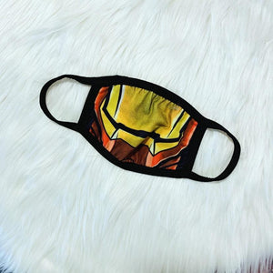 Superhero-Ironman Facemask