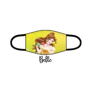 Princess Facemask - Belle