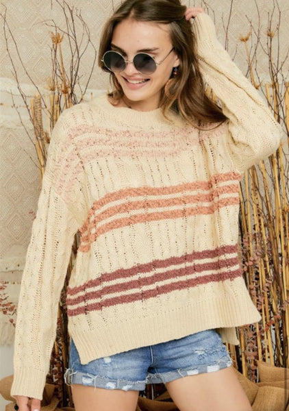 Simple Beauty Sweater