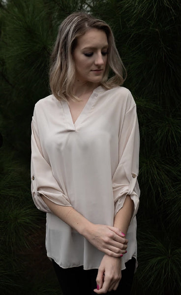 Soft and Elegant Blouse