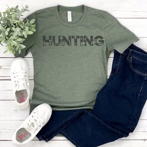 Hunting - Graphic Tee - RTS