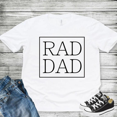 Rad Dad - Graphic Tee - RTS