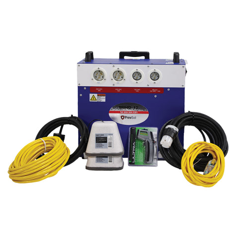 Hotel Bed Bug Heater System | Model BBHD-12 265/277