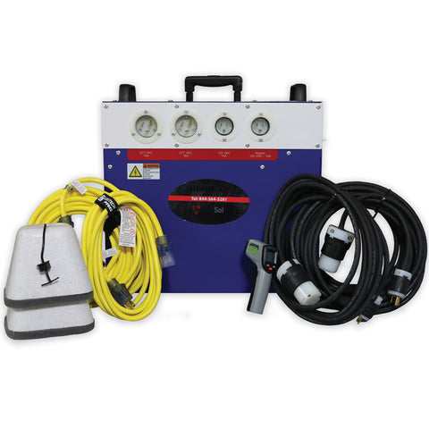 Hotel Bed Bug Heater System | Model BBHD-12
