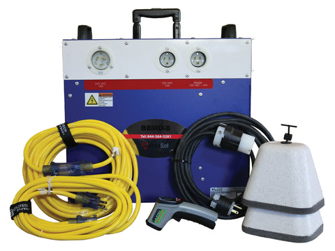 Bed Bug Heat Doctor | Model BBHD-8 Hotel Bed Bug Heater System