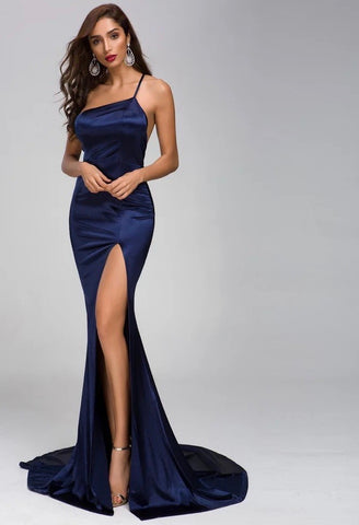 Layla Satin Gown
