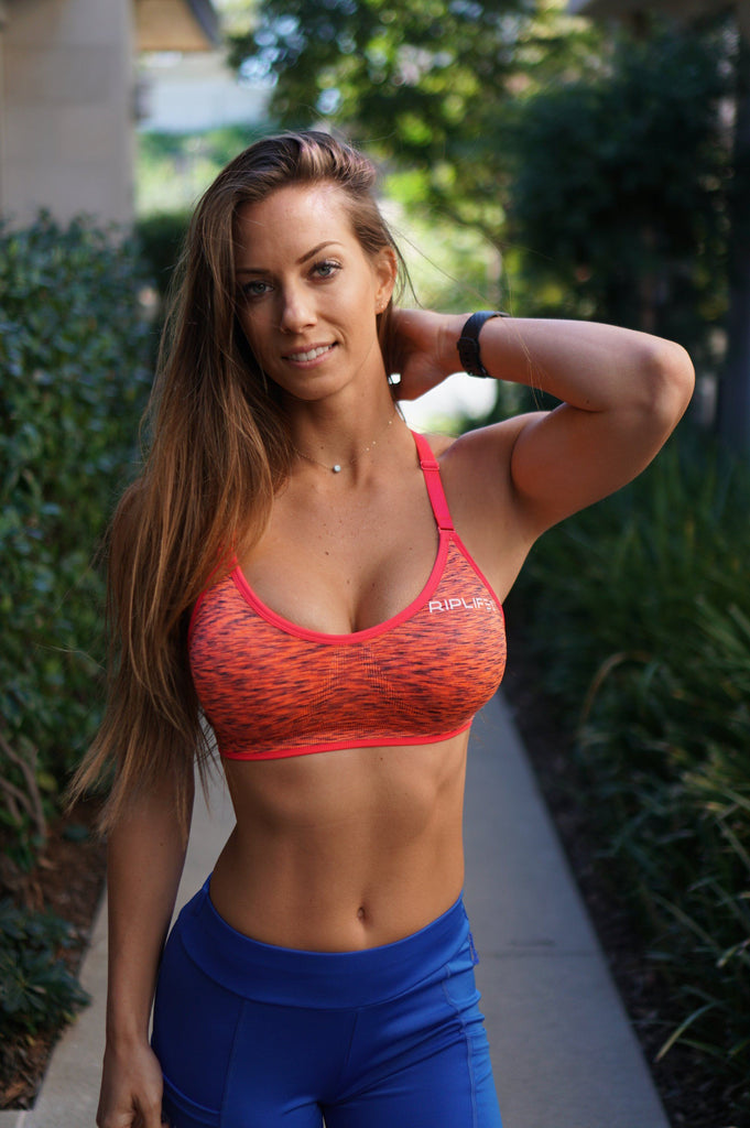 Sports Bra Adjustable - RIPLIFE1