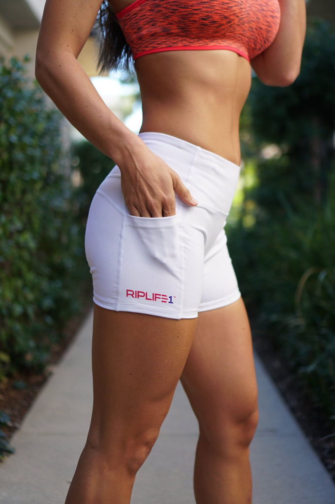 Women's Pocket Shorts - RIPLIFE1