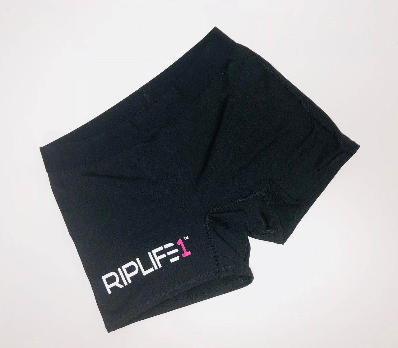 Women's Workout Shorts - Black - RIPLIFE1