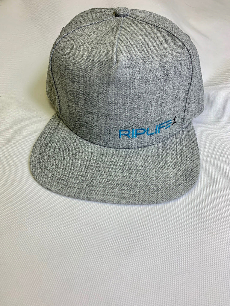 Flat Bill Snap Back  - OFFSET RIPLIFE1