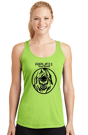 Women's TEAM REAPER TANK - RIPLIFE1