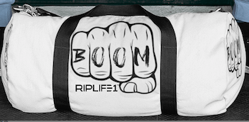 BOOM DUFFLE BAG