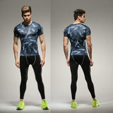 Breathe-Tuff Lightning Dry-Fit Compression Shirt