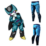 Bonus DBZ Compression Pants (Frieza, Cell)