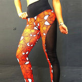 Spiderman Sizzle Leggings