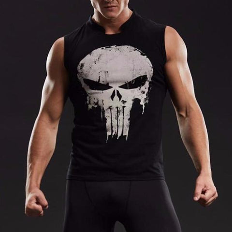 Punisher Dry-Fit Tank Top