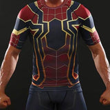 Spiderman Infinity War Dry-Fit Shirt
