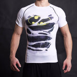 Alter Ego Shirt - Batman Alter Ego Compression Shirt