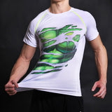 Alter Ego Shirt - Hulk Alter Ego Compression Shirt