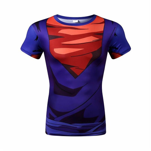 Dragon Ball Z Shirt - Gohan Compression Shirt