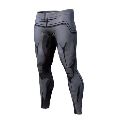 Men's Compression Pants - Future Warrior Men's Compression Pants