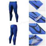 Men's Compression Pants - Trunks Men's Compression Pants