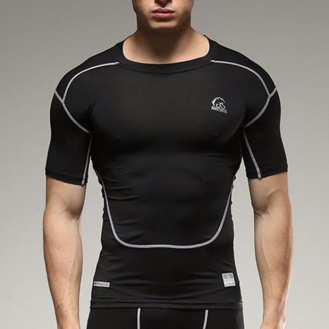 Breathe-Tuff Dry-Fit Compression Shirt