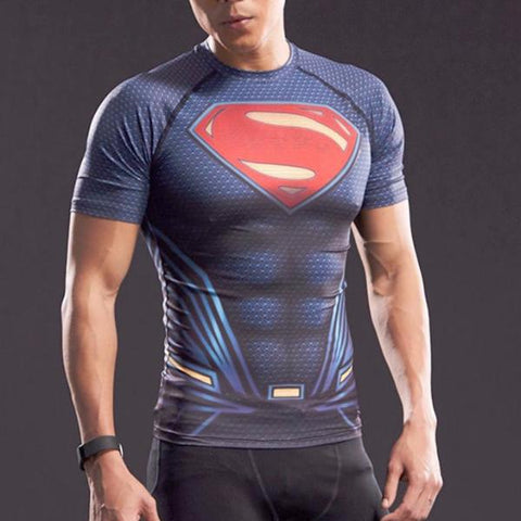 Superman Compression Shirt (2017 Edition)