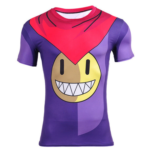 Impmon Dry-Fit Digimon Shirt