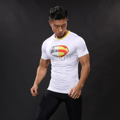 Superman Returns Dry-Fit Tee