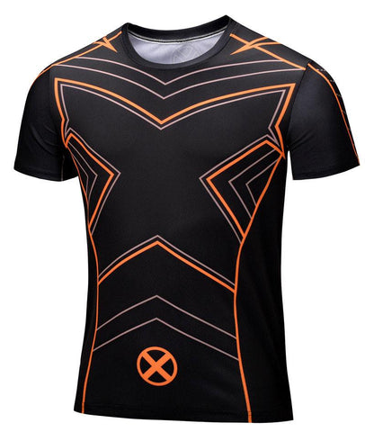 Super Hero Shirt - Cyclops Compression Shirt