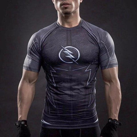 Super Hero Shirt - Zoom Compression Shirt