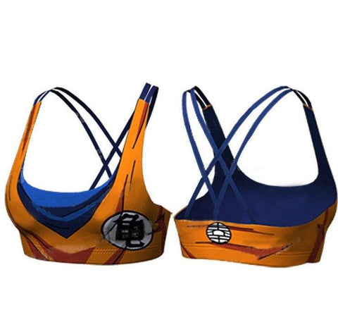 Women's Bras - Goku Sports Bra