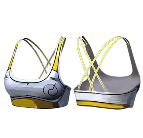 Women's Bras - Vegeta DBS Sports Bra