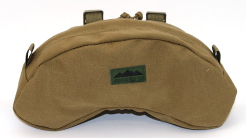 Horn and Cantle Bags