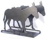 Metal Art - Burro Napkin Holder