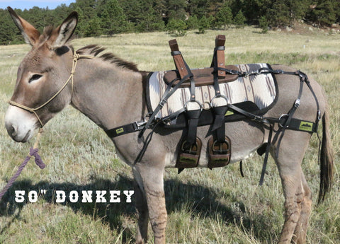 Pack Saddle: Mule/Donkey