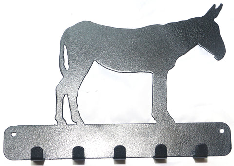 Metal Art - Donkey Key Rack