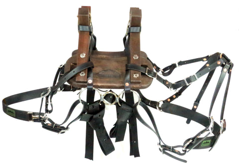 Mini Donkey Saddle