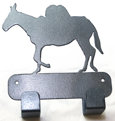 Metal Art - Pack Mule Towel Rack