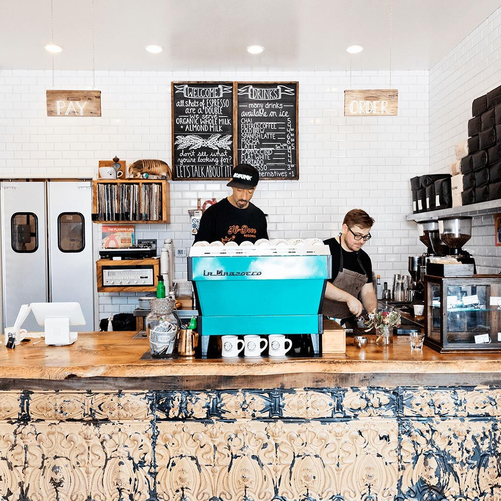 Current Obsession: LA's Coffee Scene
