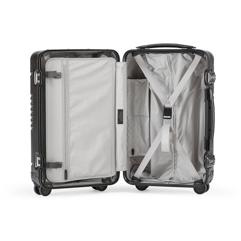 The Frame Carry-On: Aluminum Edition