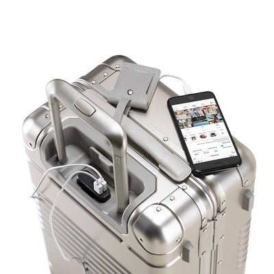 The Aluminum Carry-On