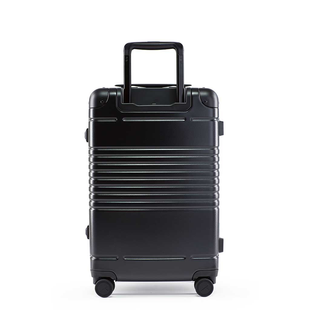 Back view of the Frame carry-on max in black
