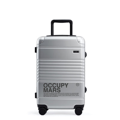 The Polycarbonate Carry-On: Space Edition