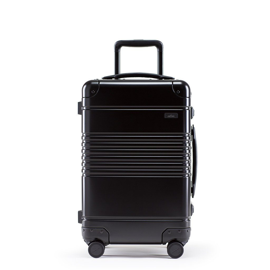 Arlo Skye Luggage Black The Aluminum Carry-On