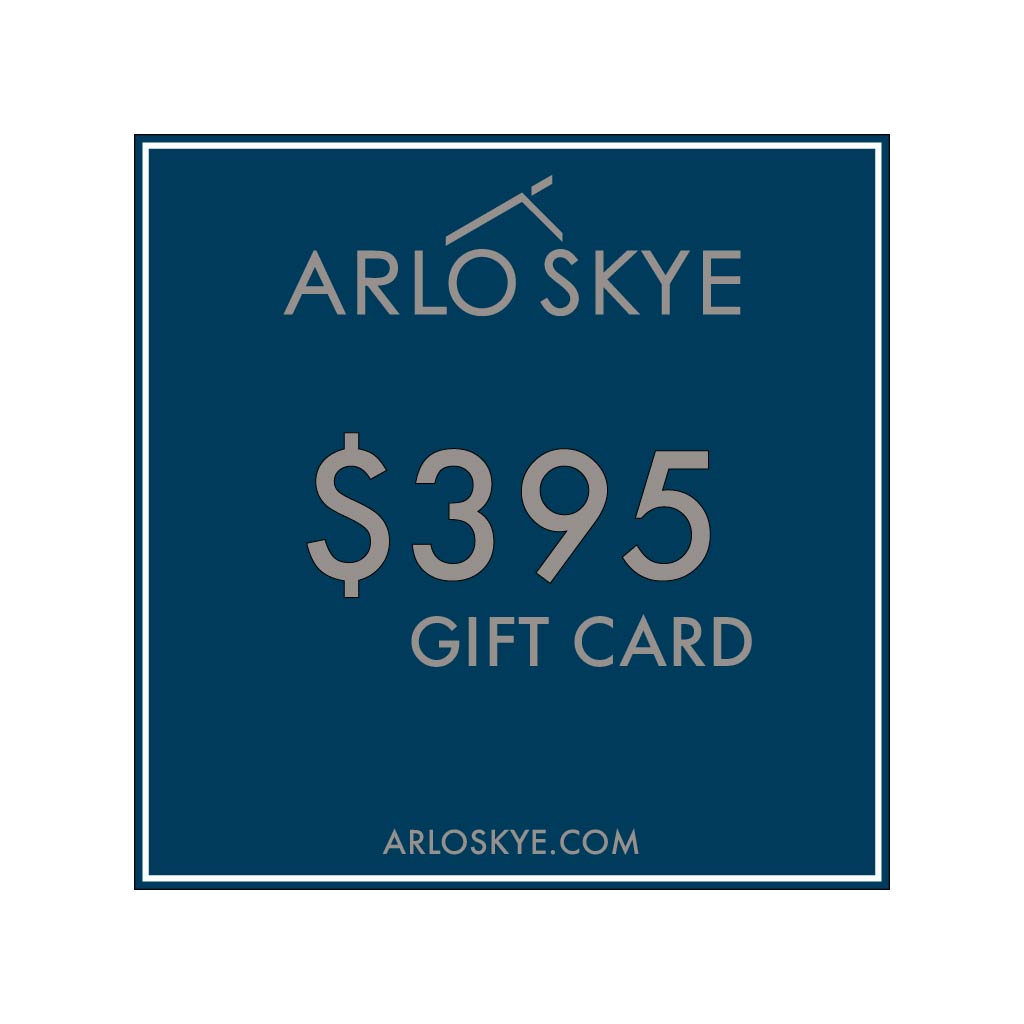 Digital Arlo Skye  gift card for the amount of $395