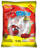 Pica Gomas Watermelon gummy candy 100 pieces