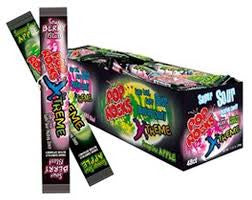 Xtreme Sour Pop Rocks 48 pieces